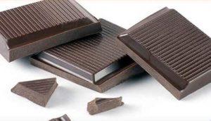 Chocolates para los Diabeticos amargo