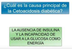 cetoacidosis diabetica tratamiento pediatria