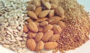 dieta para prediabetes frutos secos