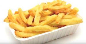 alimentos prohibidos para diabéticos papas fritas