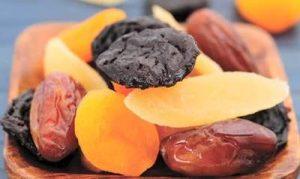 alimentos prohibidos para diabéticos frutas secas