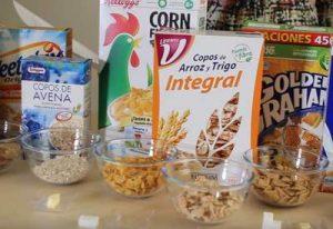 alimentos prohibidos para diabéticos cereales